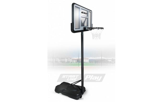 Мобильная баскетбольная стойка SLP Standard-020
