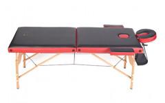 Двухсекционный массажный стол W-2-13