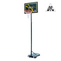 Мобильная баскетбольная стойка DFC 80х58см п/э KIDSD2