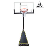 Баскетбольная мобильная стойка Dfc Stand60a 152x90cm акрил (два короба)