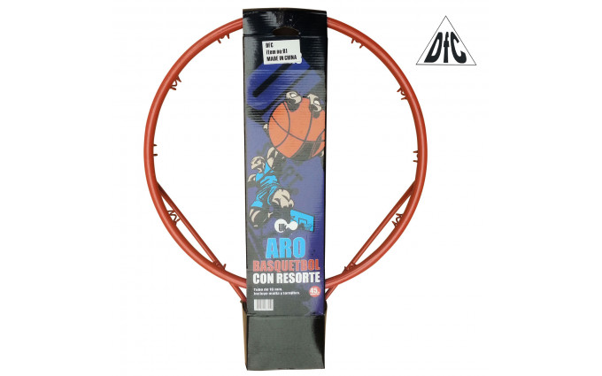 Кольцо баскетбольное DFC R1 45см (18
