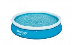 Надувной бассейн Bestway 57273, 366 х 76 см