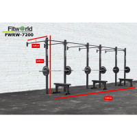 Рама FitWorld FWRW-7200