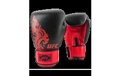 (UFC Premium  True Thai черные, размер 14Oz)