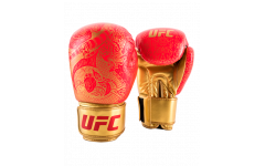 (Перчатки для бокса UFC PRO Thai Naga 14 Oz - красные)
