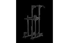 Турник/Пресс/Брусья Bronze Gym H-027 (черный)