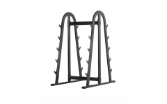 Подставка для грифов Bronze Gym H-039 (черный)