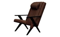 Массажное кресло EGO Bounty EG-3001 КОРИЧНЕВЫЙ (Рогожка)