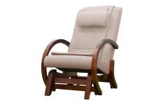 Массажное кресло-качалка EGO TWIST КРЕМ (Рогожка)