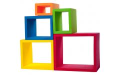 Игровой набор 5 блоков