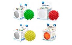 Мяч медицинский поливинилхлоридный массажный 65 мм